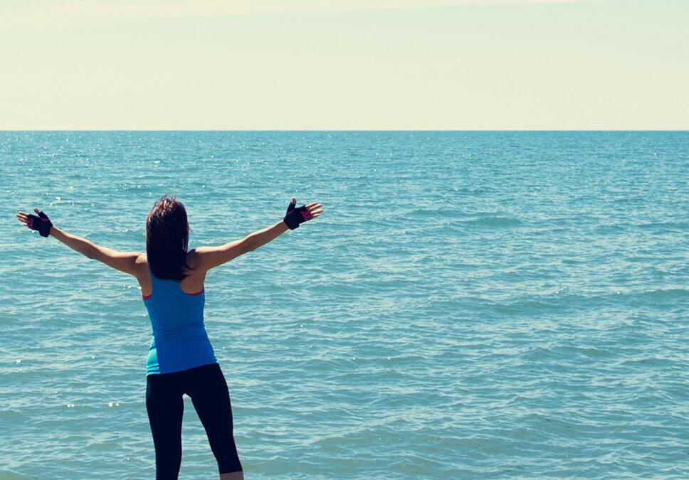 Die innere Haltung, die von Angst und Stress befreit